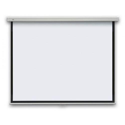 Ekran projekcyjny ręcznie rozwijany pop , 4:3, 244x183cm marki 2x3