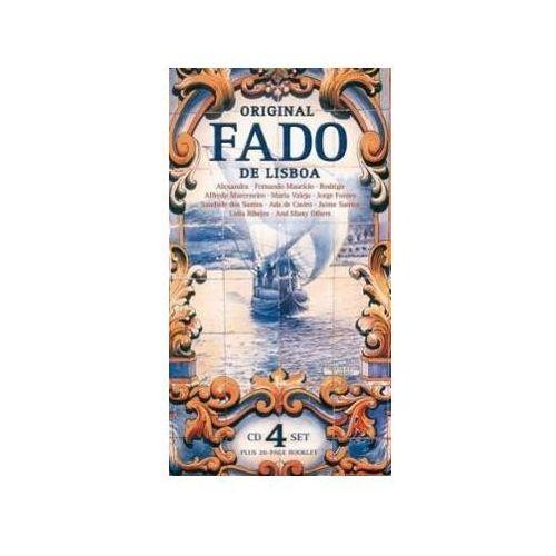 Membran Various artists - original fado de lisboa (4cd)