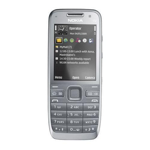 Smartfon Nokia E52 z aparatem 3.2Mpix