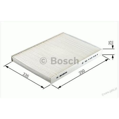 Bosch Filtr, wentylacja przestrzeni pasażerskiej 1 987 432 065 (4047024694989)