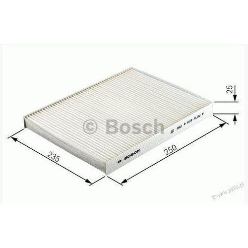 Filtr, wentylacja przestrzeni pasażerskiej  1 987 432 065 marki Bosch