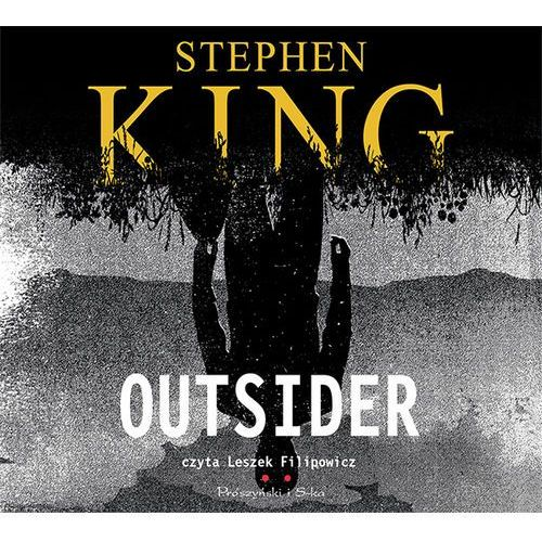 Outsider (audiobook CD), Stephen King