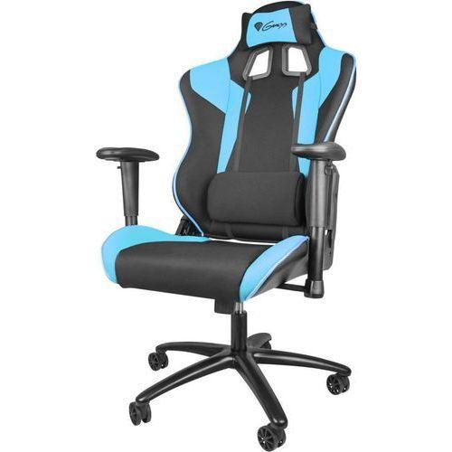 Genesis Fotel dla gracza nitro 770 black-blue (sx77) (5901969405057)