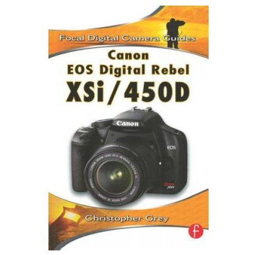 Canon EOS Digital Rebel XSi/450D (9780240810669)