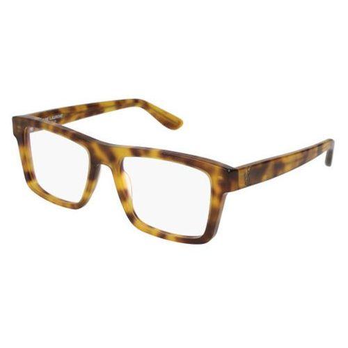 Okulary korekcyjne sl m10 007 marki Saint laurent