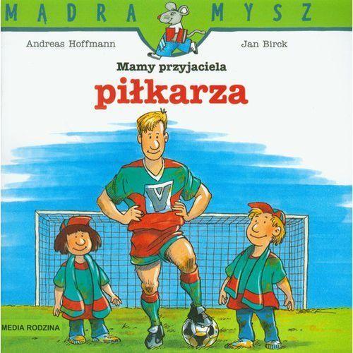 Mamy przyjaciela piłkarza- bezpłatny odbiór zamówień w Krakowie (płatność gotówką lub kartą).