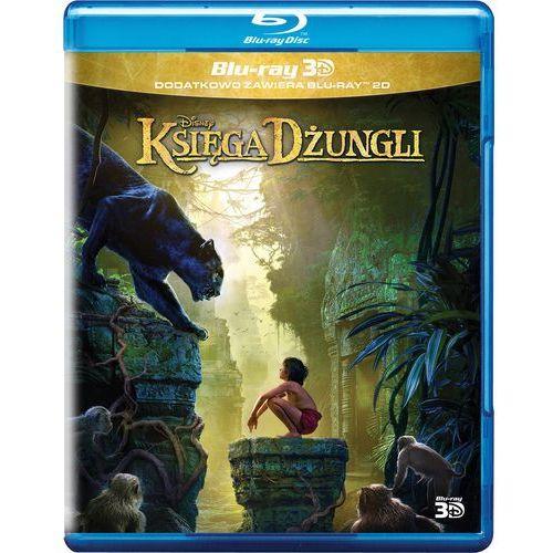 Księga dżungli 3D (Blu-Ray) - Jon Favreau