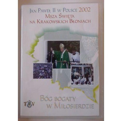 Fundacja lux veritatis Jan paweł ii w polsce 2002 r - msza św. na błoniach - dvd