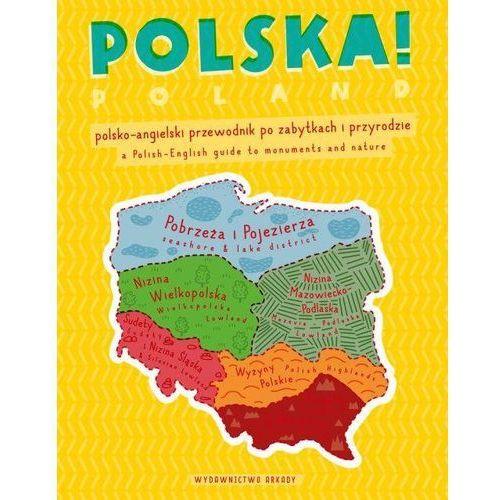 Grzegorz Micuła Polska! Polsko-angielski przewodnik po zabytkach i przyrodzie (9788321348834)