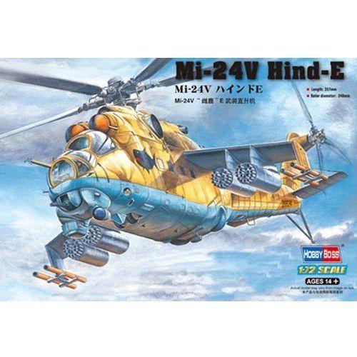 mi-24v hind-e marki Hobby boss