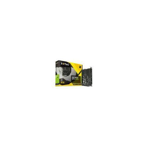 Karta graficzna Zotac GeForce GTX 1050 Ti Mini 4GB GDDR5 (128 Bit) DVI, HDMI, DP, BOX (ZT-P10510A-10L) Szybka dostawa! Darmowy odbiór w 21 miastach!