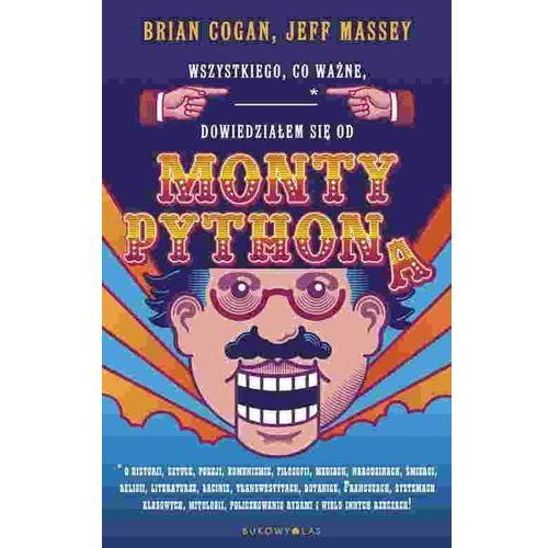 Wszystkiego co ważne dowiedziałem się od Monty Pythona, oprawa skórzana