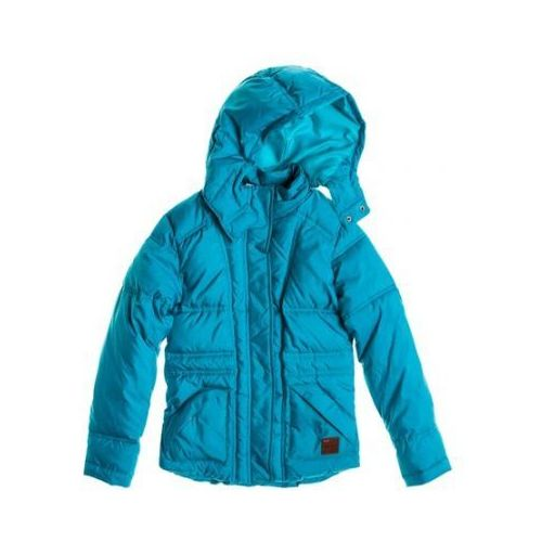 Kurtka Roxy Contagious 008 brw0 moraoccan blue 2014/15 kids - produkt z kategorii- kurtki dla dzieci