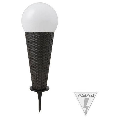 LAMPA SOLARNA RATTAN 4X0,07W 3V LED IP44 33853 - produkt dostępny w E-SKLEP ASAJ