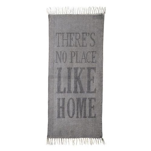 DYWANIK THERE IS NO PLACE... - produkt dostępny w Scandi Decor