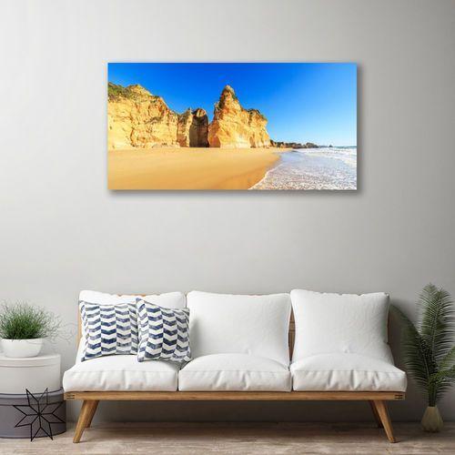 Tulup.pl Obraz na płótnie ocean plaża krajobraz