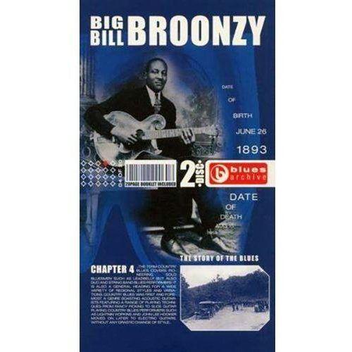 Big bill broonzy - blues archive (2cd) marki Membran