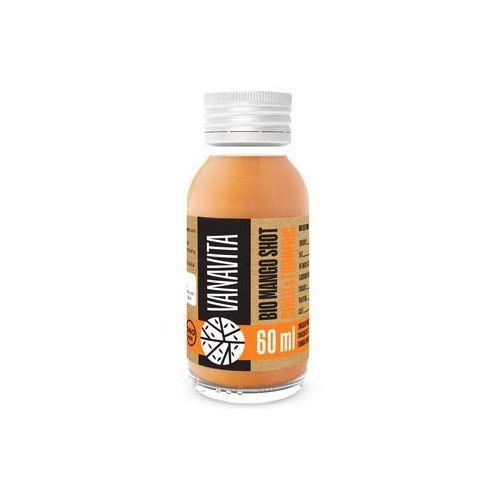 VanaVita Bio Mango shot chilli&turmeric 60 ml (8588007709659)