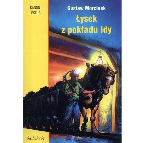 Łysek z pokładu Idy /op.mk./, oprawa miękka