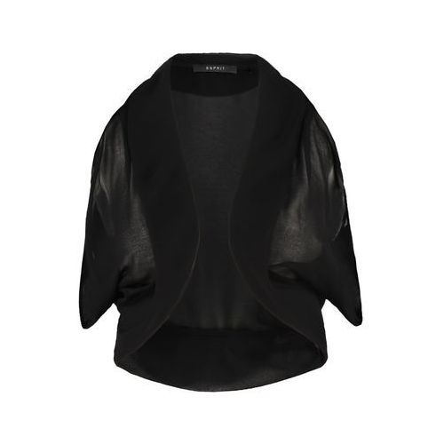 Esprit Collection Kurtka wiosenna black