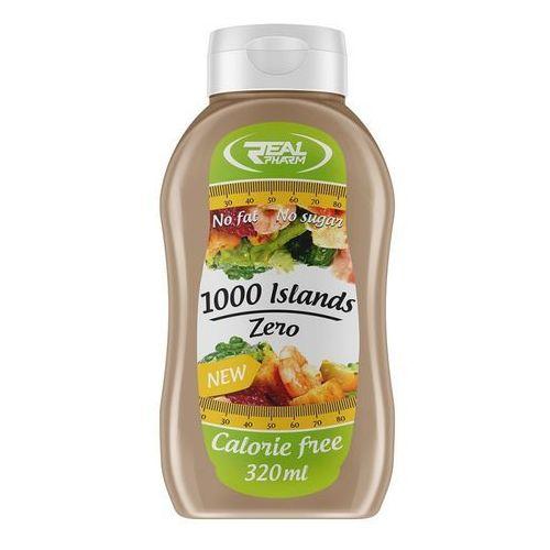 sauce - 320ml - 1000 islands marki Real pharm