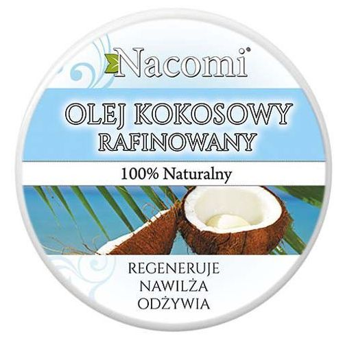 olej kokosowy rafinowany, 100 ml marki Nacomi