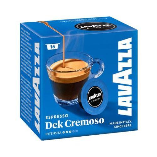 LAVAZZA 16szt A Modo Mio Espresso Dek Cremoso Włoska bezkofeinowa kawa w kapsułkach import