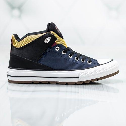 Converse Ctas Street Boot HI 161471C, kolor czarny
