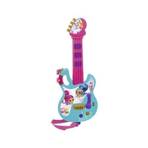 Reig musicales Shimmer i shine gitara dziecięca - darmowa dostawa od 199 zł!!!