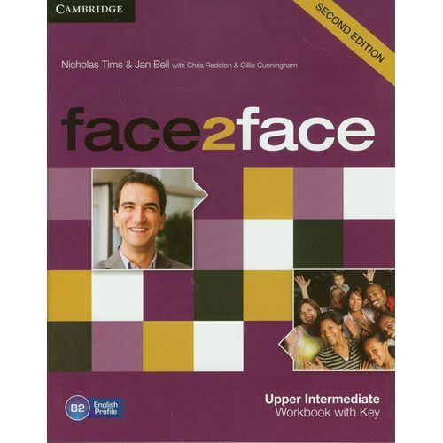 Face2face 2ed Upper-Intermediate Workbook With Key, Cambridge University Press