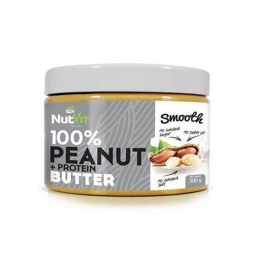 NutVit Peanut+Protein Butter 500g