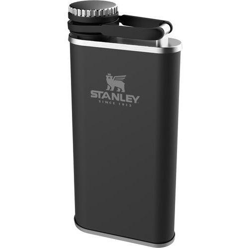 Piersiówka stalowa Stanley Classic czarna 0,23 Litra (10-00837-127)