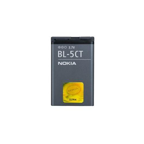 Nokia 3720 Classic / BL-5CT 1020mAh Li-Ion 3.7V (oryginalny) - produkt z kategorii- Baterie do telefonów