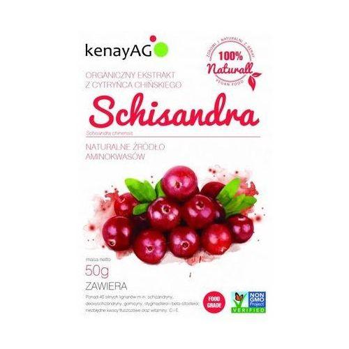 Schisandra sproszkowany ekstrakt 50g (5900672151923)