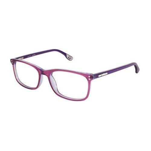 New balance Okulary korekcyjne nb4005 c04