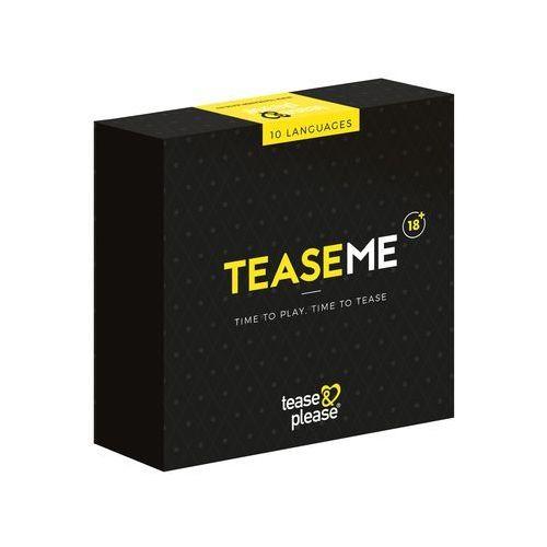 Tease and please Gra erotyczna bondage - xxxme pleaseme time to play, time to tease pl (8717703522266)