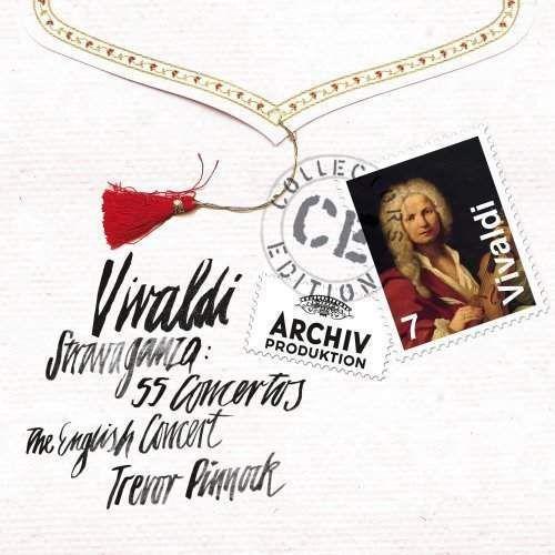 Universal music Vivaldi stravaganza 55 concertos (collectors edition)