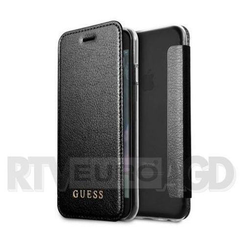 Guess GUFLBKI8IGLTBK iPhone 7/8 (czarny), kolor czarny