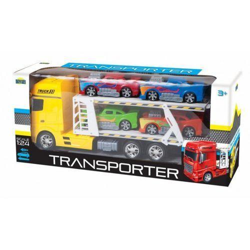 Dromader pojazd transporter laweta
