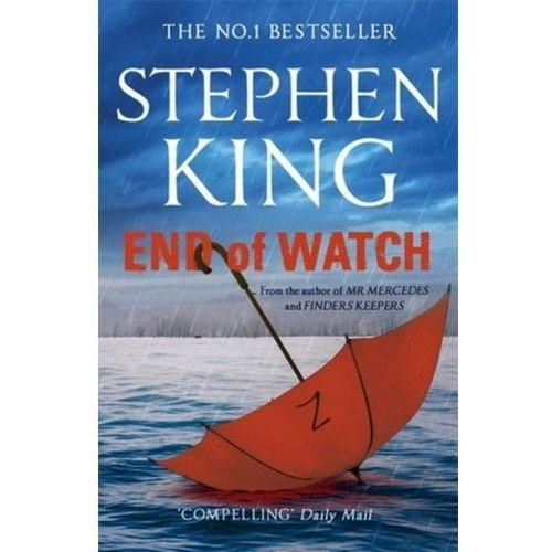 End of Watch. Mind Control, englische Ausgabe, Stephen King