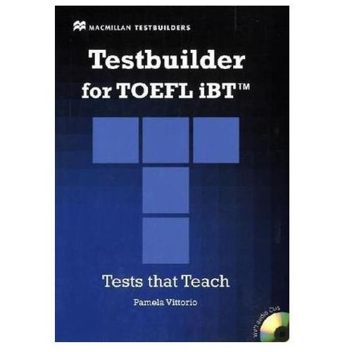 Testbuilder for TOEFL iBT, Student's Book with 2 Audio-CDs (9783190525959)