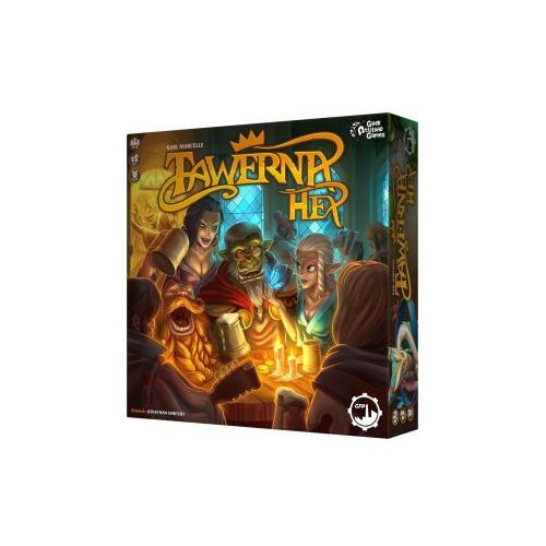 Games factory publishing Tawerna hex. gra planszowa