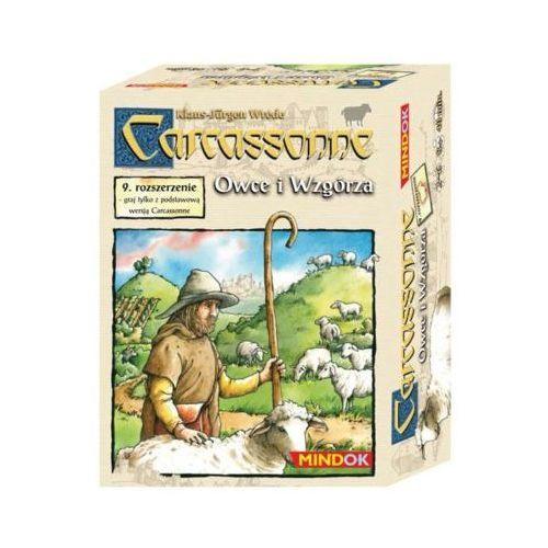 Gra Carcassonne, Rozdział 9, Owce i Wzgórza (8595558301614)