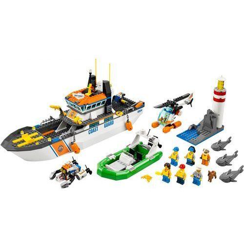 Lego City Patrol straży przybrzeżnej 60014 z kategorii: klocki dla dzieci