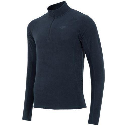 Męski polar bluza h4z17 bimp001 granatowy xxl marki 4f