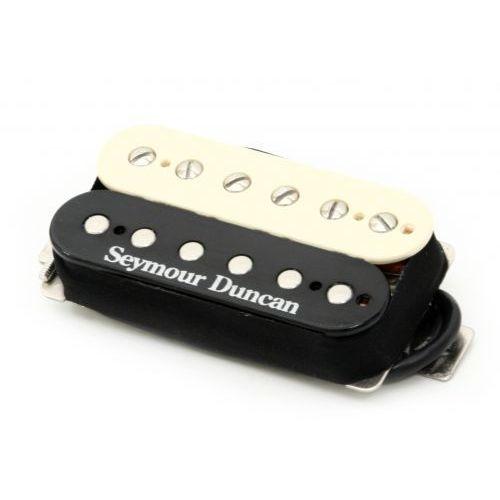 Seymour Duncan SH 2N ZEB 4C Jazz Model przetwornik do gitary elektrycznej do montażu przy gryfie, ″zebra″