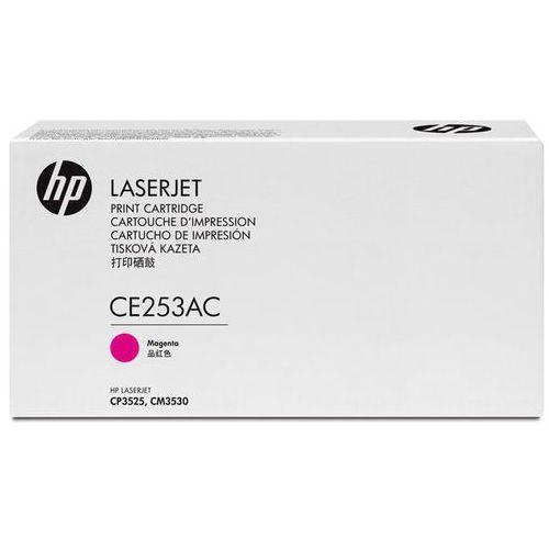 Wyprzedaż Oryginał Toner HP 504AC do Color LaserJet 3525 3530   korporacyjny   7 000 str. magenta