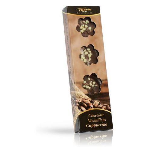 Trianon medalionki cappuccino LOVE 60g