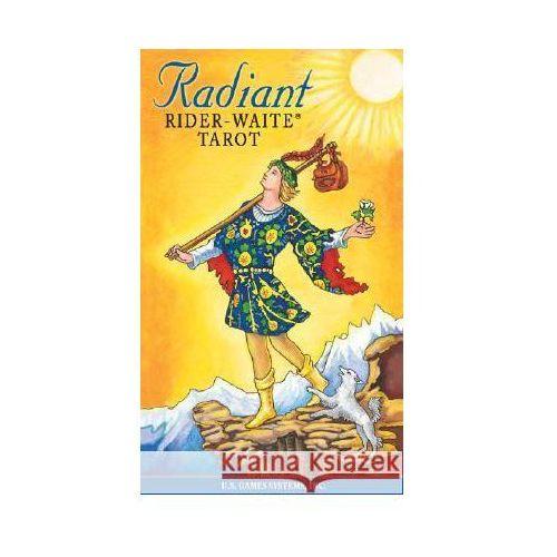 Rider Waite Tarot Radiant (9781572814134)