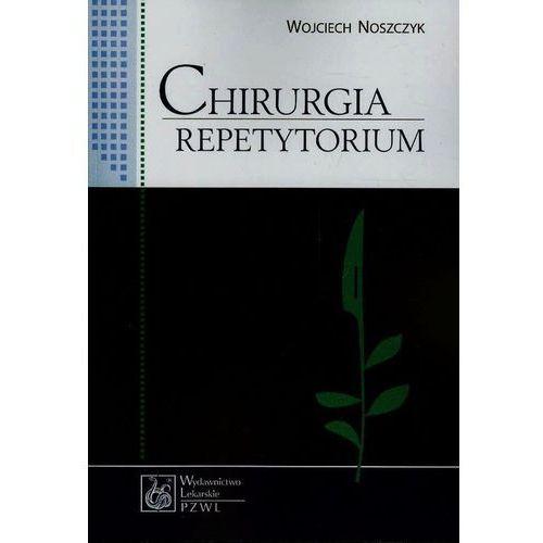 Chirurgia. Repetytorium (9788320045550)